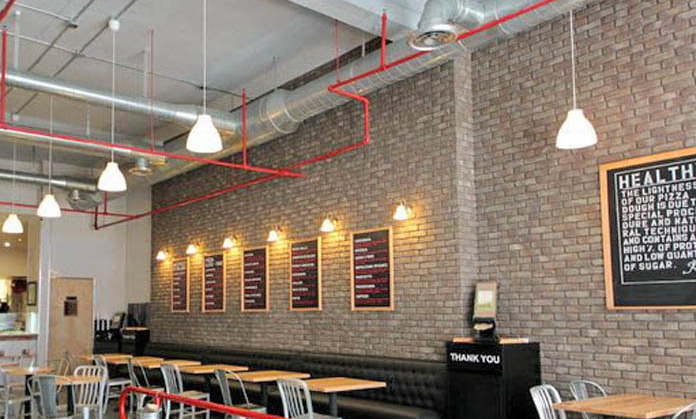 Low cost ideas for restaurant interior design makeover