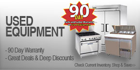 Used Restaurant Equipment Chicago