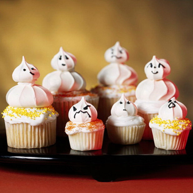 Halloween cake decorating ideas Halloween cupcakes