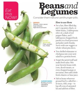 Beans and Legume